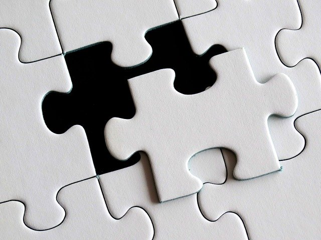 Puzzle Last Particles Piece  - 422737 / Pixabay